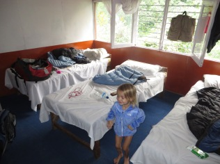 One of our rooms from our trek