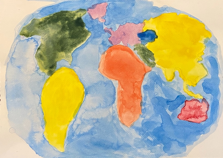 A Unit on Geography and Reflections on AllyWork.